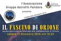 Il fascino di Orione