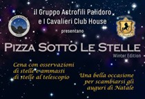 Pizza Sotto Le Stelle - Winter Edition