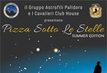 Pizza Sotto Le Stelle - 15 luglio 2018