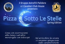 Pizza Sotto Le Stelle -  25 marzo 2018